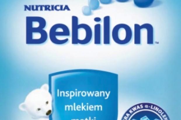 Mleko modyfikowane Bebilon w saszetkach