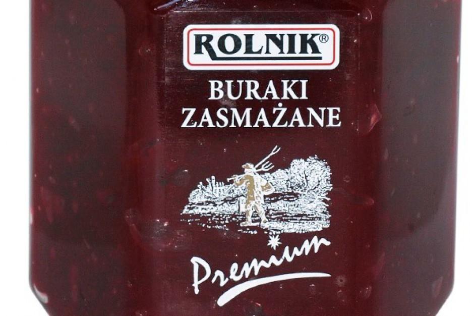 Buraczki zasmażane Rolnik