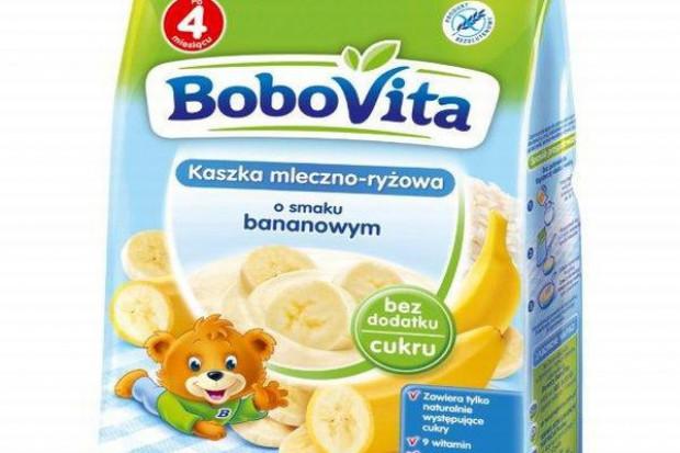 Nowa linia kaszek BoboVita bez cukru