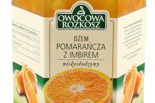 Nowy dżem marki Owocowa Rozkosz