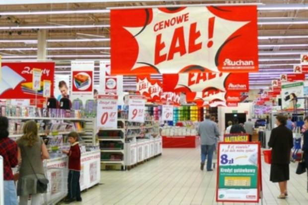46-proc. Polaków chce kupić świąteczne prezenty w hiper- i supermarketach