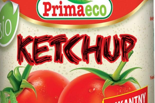 Ekologiczny ketchup pikantny BIO od Primaeco