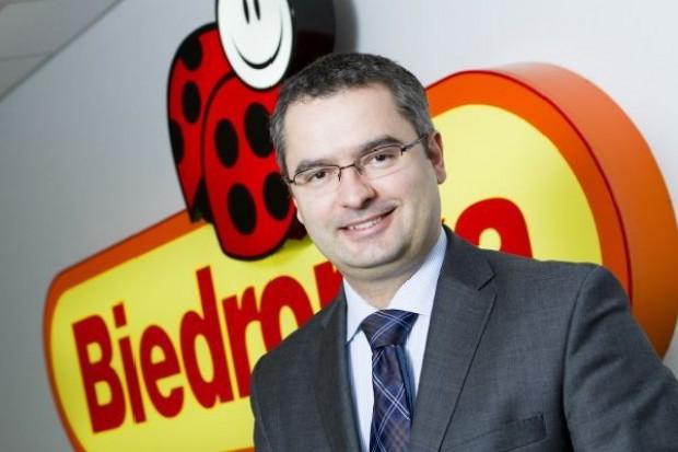 Biedronka zwiększyła sprzedaż w 2012 r. do ponad 27,5 mld zł