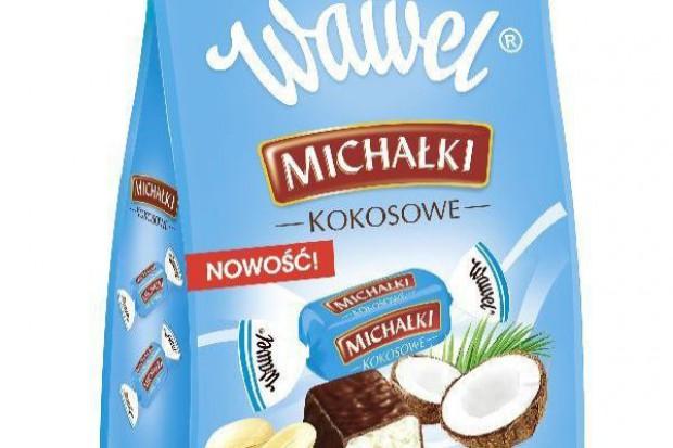 Nowy smak Michałków z Wawelu