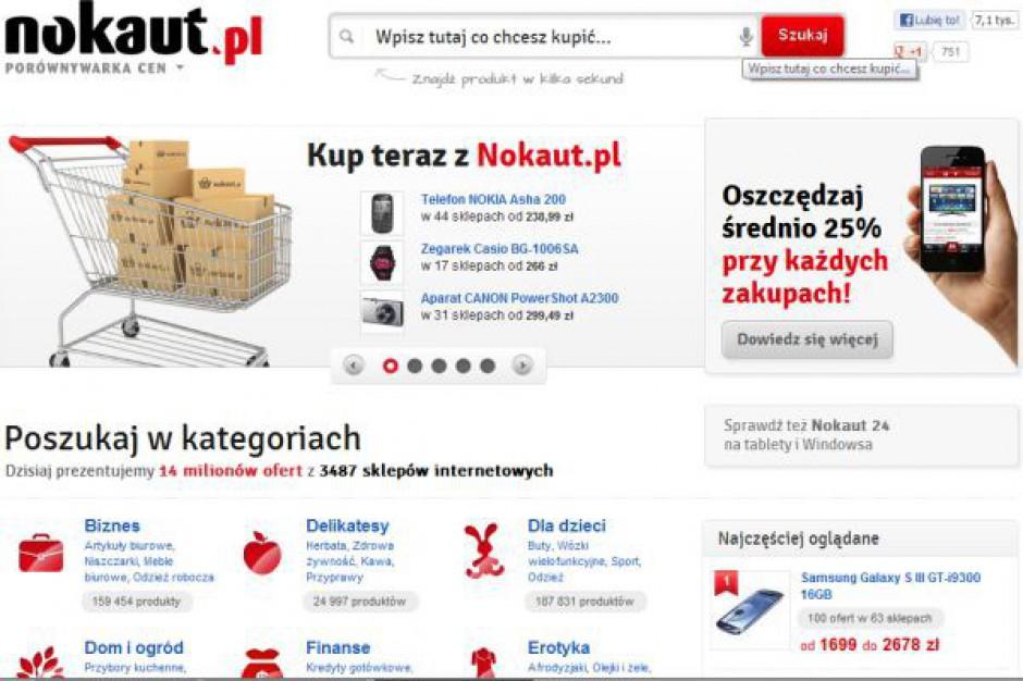 Obroty polskiego handlu internetowego w 2012 roku wyniosły 22,9 mld zł
