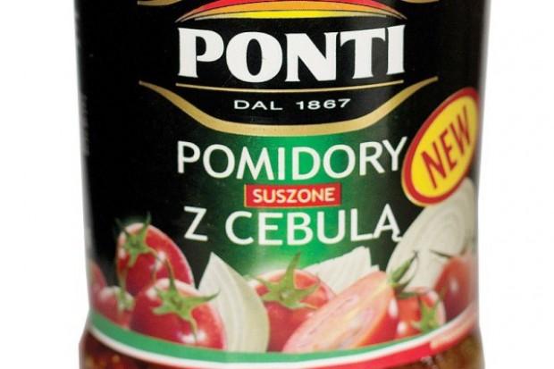Włoskie suszone pomidory z cebulą od Ponti