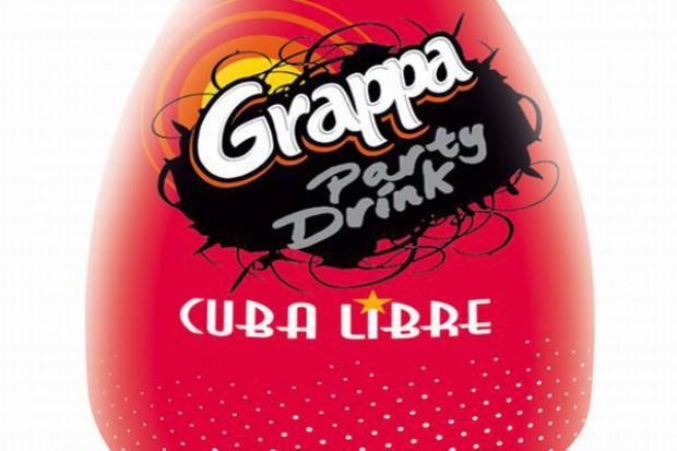 Nowe napoje Grappa Party Drinks od Ustronianki