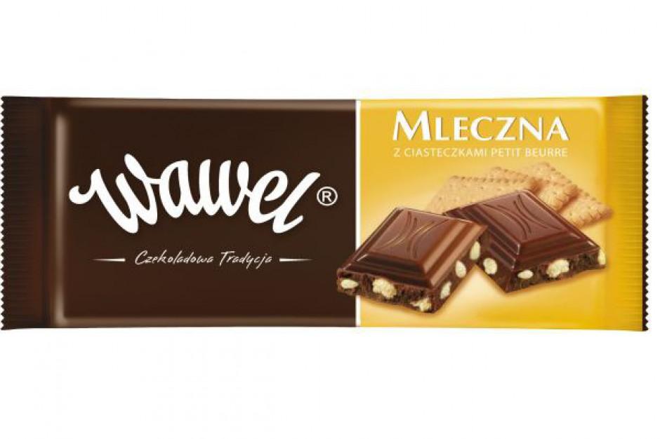 Wawel wprowadza nowe czekolady z dodatkami