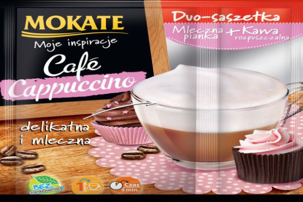 Mokate Moje Inspiracje Cafe Cappuccino