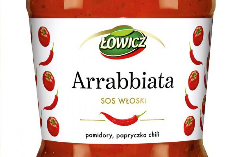 Sosy włoskie marki Łowicz