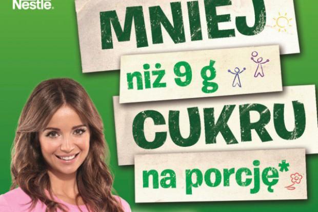 Anna Przybylska po raz drugi w kampanii płatków śniadaniowych NESTLÉ