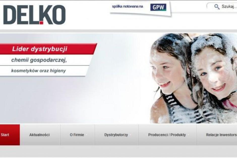 """Delko rusza z franczyzą """"Blue STOP"""" i zapewnia, że sytuacja spółki jest stabilna"""