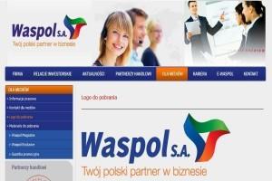 Waspol złożył wniosek o upadłość spółek zależnych