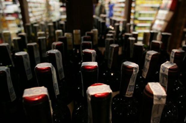 Większość rynku win to butelki w cenie do 30 zł