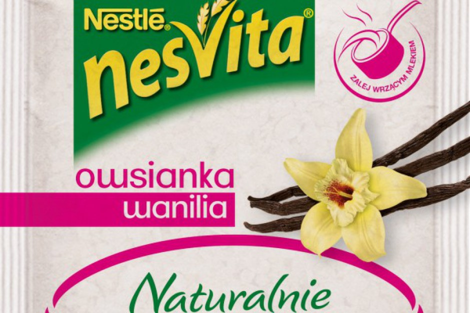 Loteria promuje nową owsiankę Nesvita