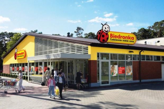 Biedronka generuje 72,2 proc. EBITD-y Jeronimo Martins. Rośnie sprzedaż produktów świeżych w sieci