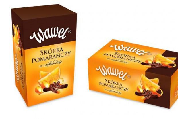 Skórka Pomarańczy w czekoladzie od Wawela