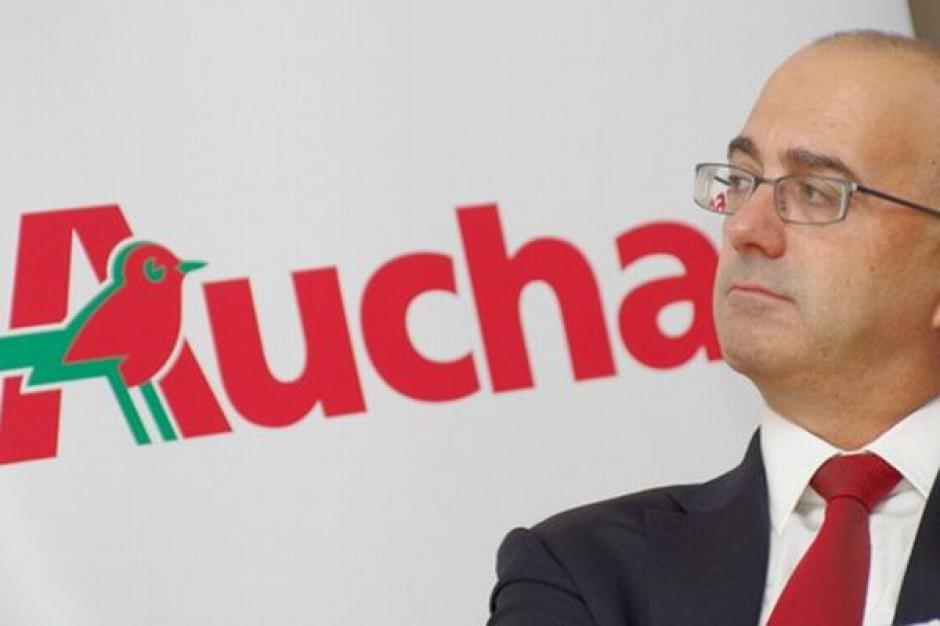 Auchan: Największym wyzwaniem dla nas będzie przejęcie sklepów Real