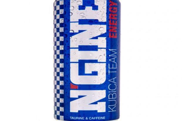 N'GINE wraca na rynek z logo Kubica Team