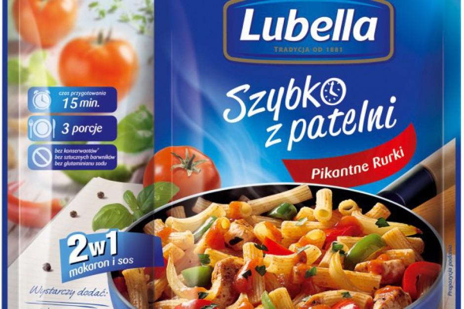 """""""Szybko z patelni"""" - nowa propozycja Lubelli"""