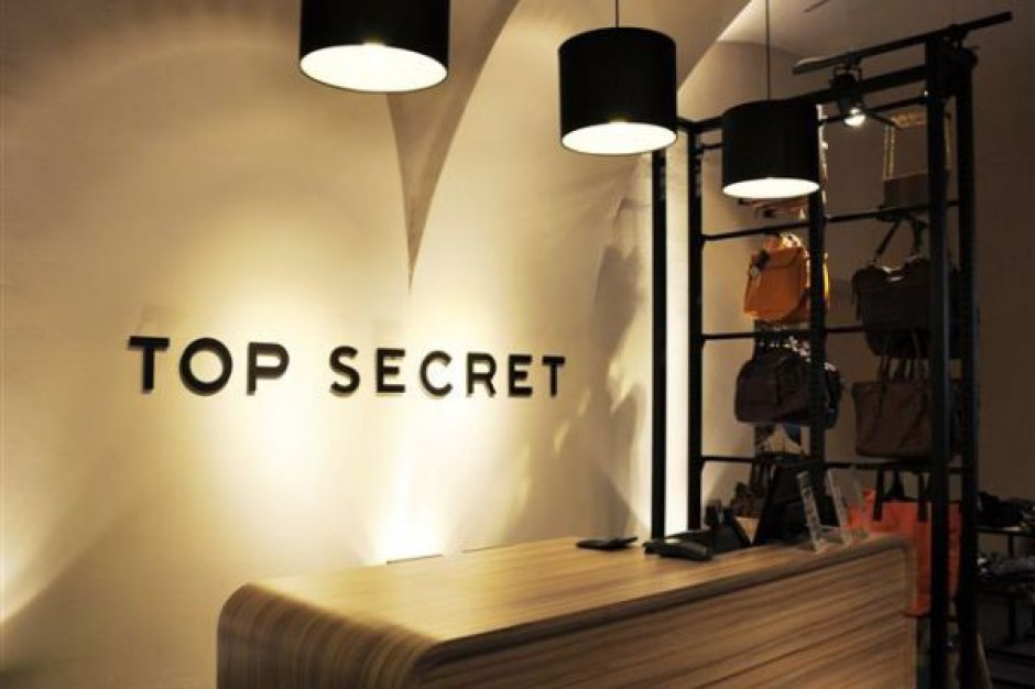 Redan zamyka kolejny sklep Top Secret