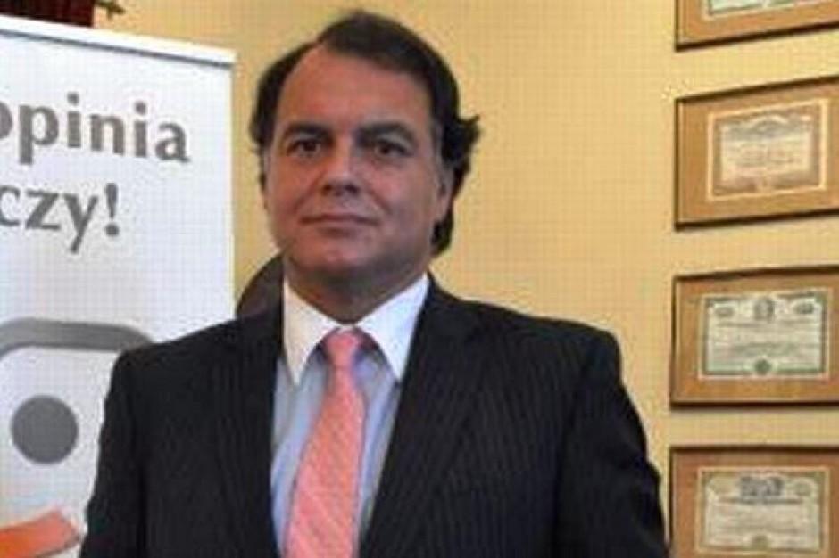 Carlos Saraiva zastąpi Ireneusza Ozgę na stanowiskau szefa Eurocash Franczyza
