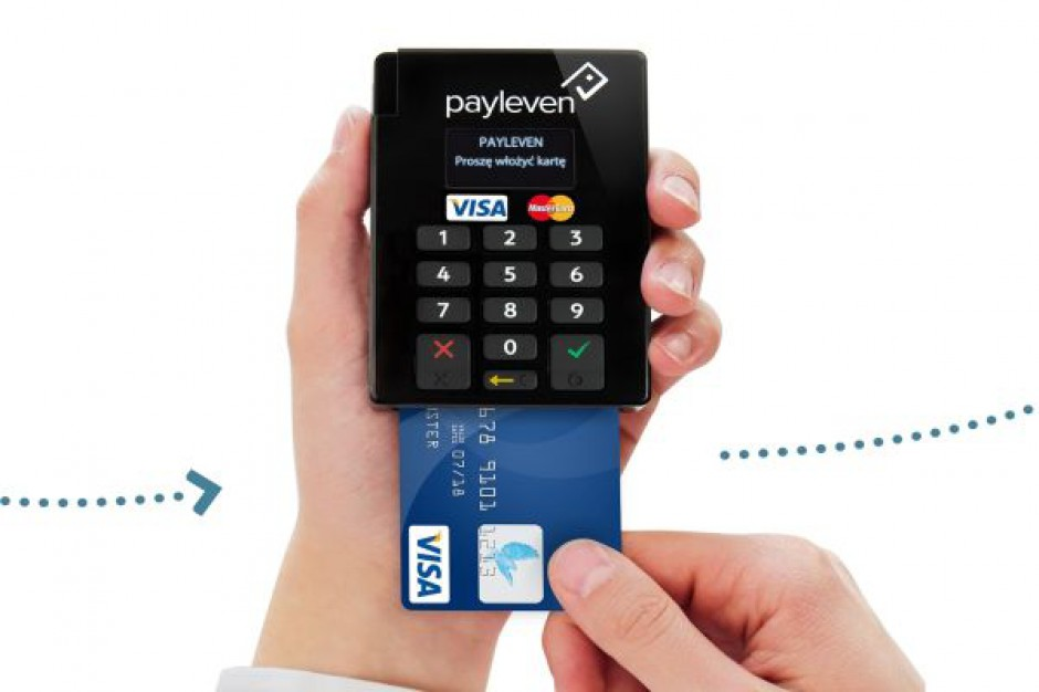 Mobilny terminal Payleven Chip & PIN