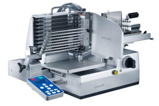 Krajalnice automatyczne firmy GRAEF