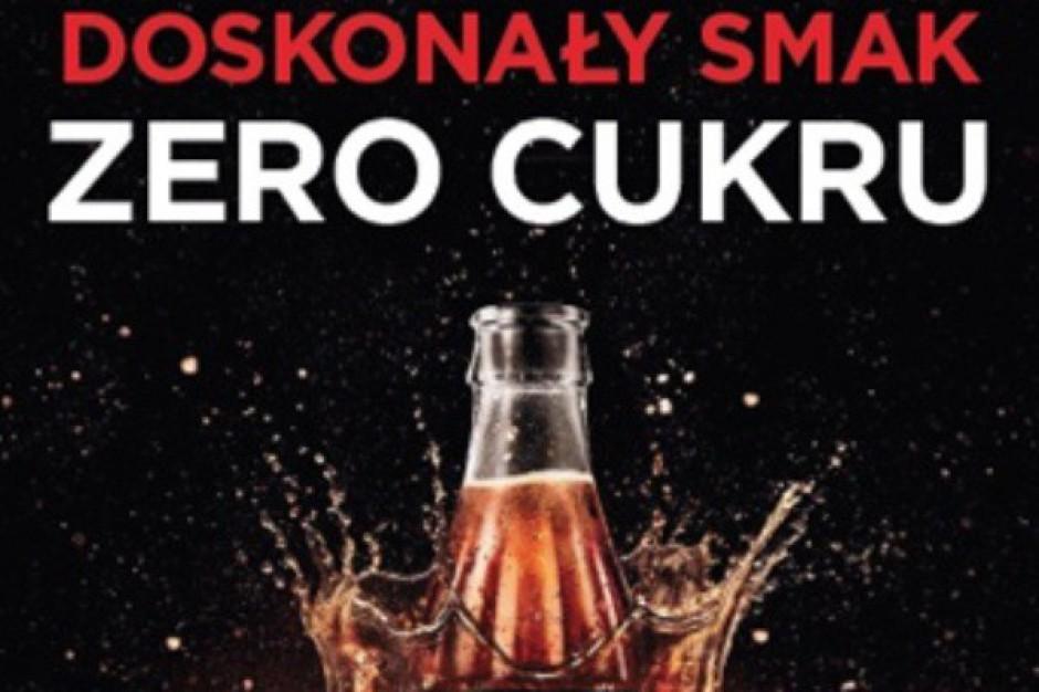 Coca-Cola Zero rusza z nową kampanią