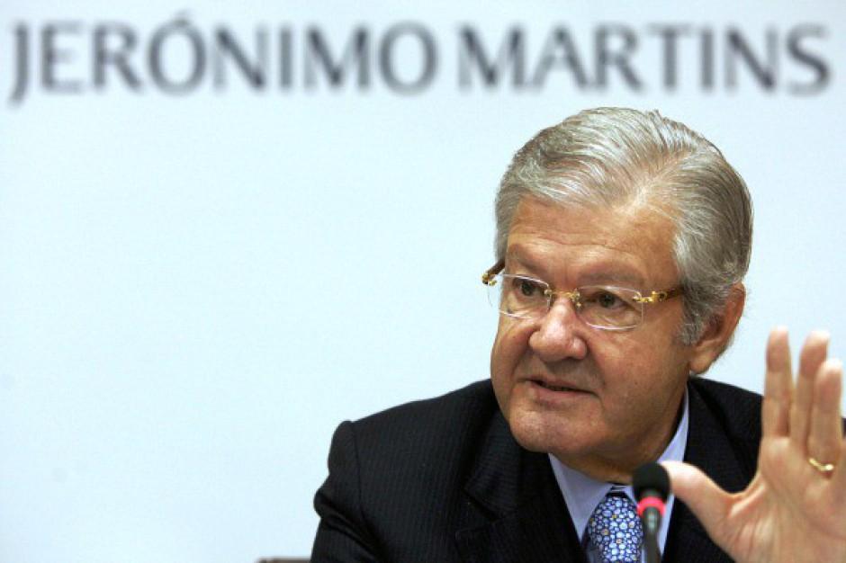 Alexandre Soares dos Santos pozostaje na czele Jeronimo Martins. Priorytetem firmy jest rozwój w Kolumbii