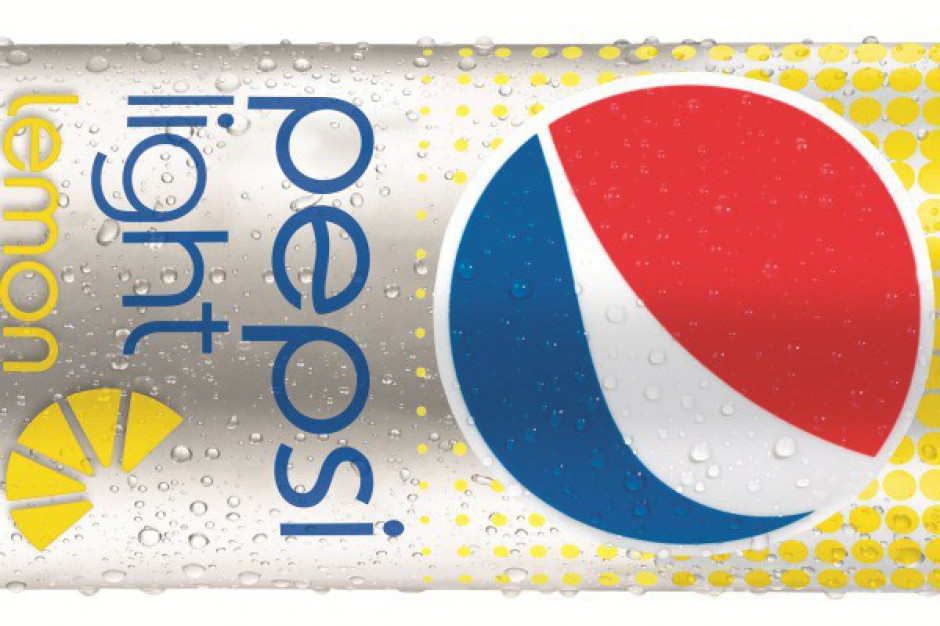 Pepsi Light Lemon po raz pierwszy w puszce 250 ml