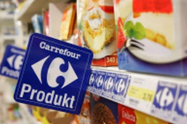 Carrefour notuje wzrost przychodów w I kw. Europa Południowa ciągnie wyniki w dół