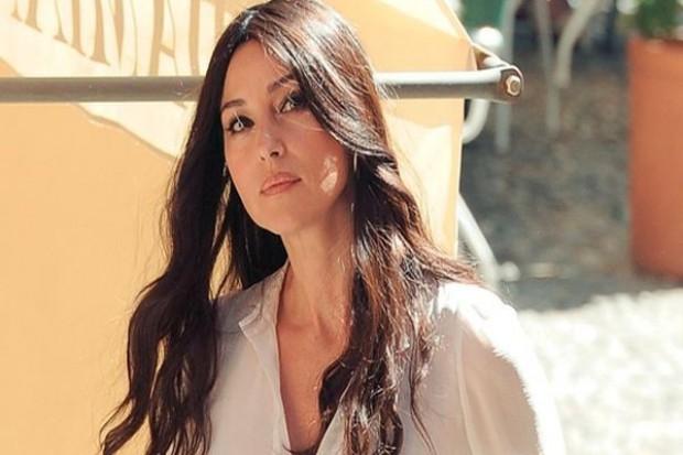 Monica Bellucci twarzą Cisowianki Perlage