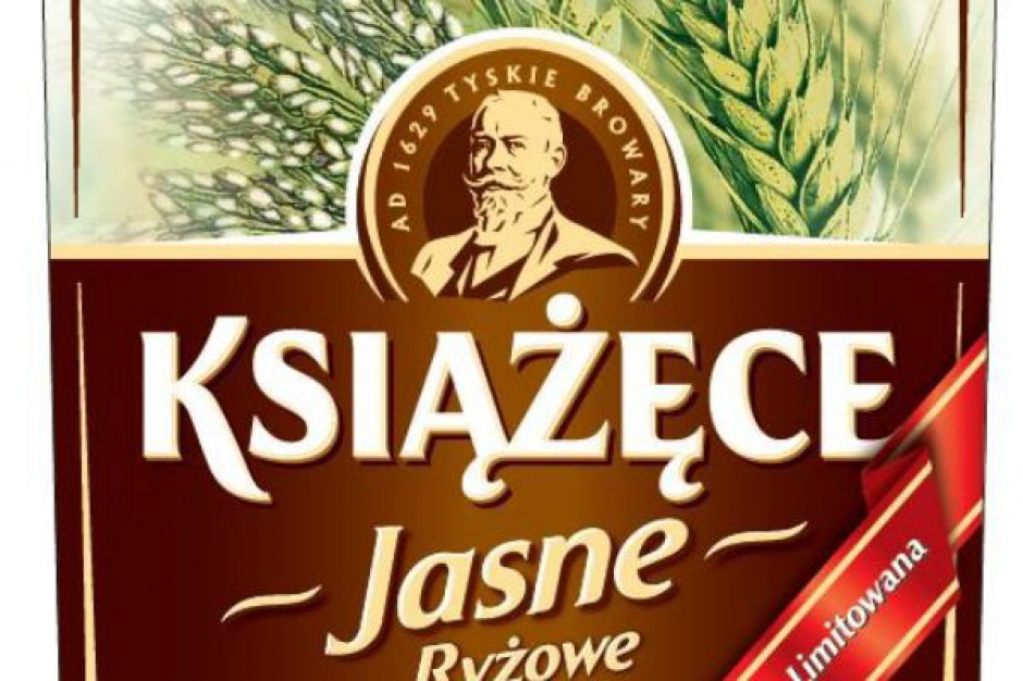 Nowe piwo na rynku - Książęce Jasne Ryżowe