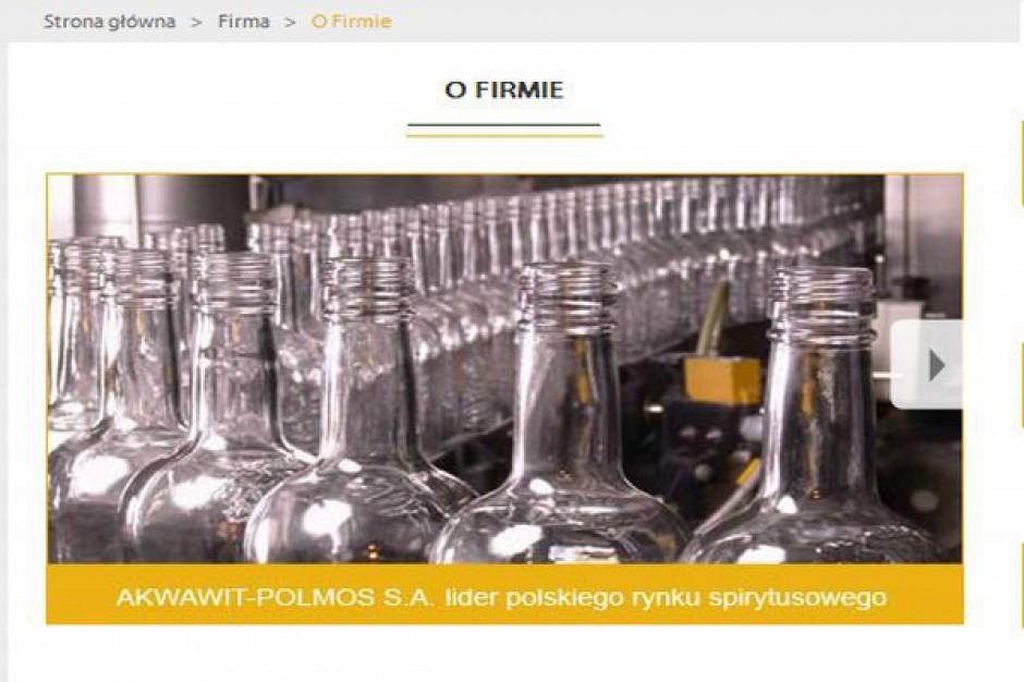 Akwawit będzie otwierał butiki z wódkami i zakąskami