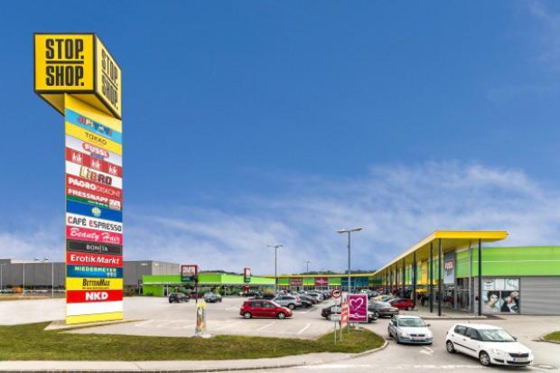 Immofinanz chce rozwijać sieć parków handlowych Stop.Shop