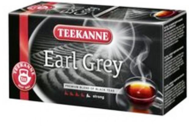 Rebranding opakowań herbat Teekanne