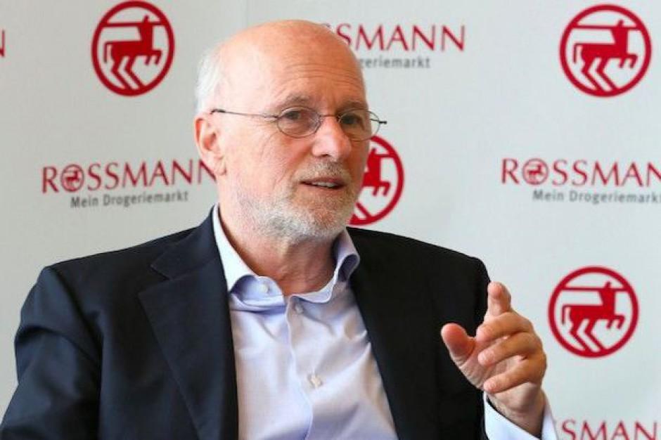 Rossmann zapowiada 600 nowych lokalizacji i 9-miliardowe obroty