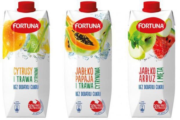 Nowe napoje od Fortuny