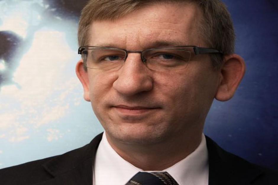 Piotr Braune wiceprezesem firmy Bać-Pol. Przeszedł z Tradisu