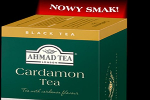 Ceylon Cardamon Tea od Ahmad Tea