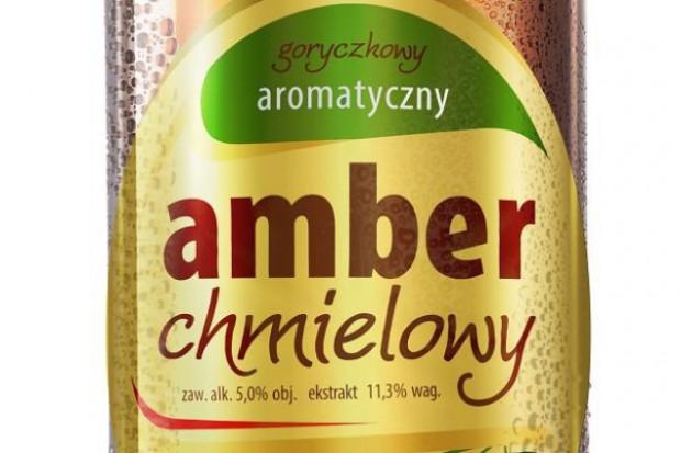 Amber Chmielowy z Browaru Amber