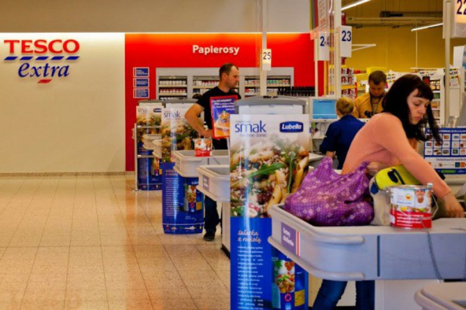 Kosztem 30 mln zł ruszyło pierwsze Tesco Extra w Warszawie
