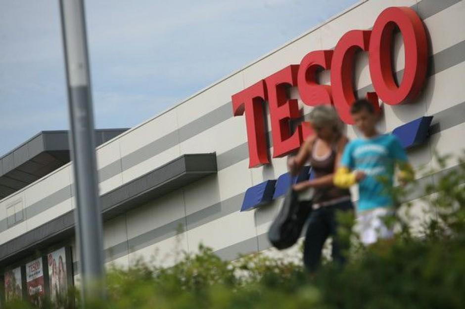 Sprzedaż Tesco Polska w ujęciu lFl spadła o 8,2 proc.