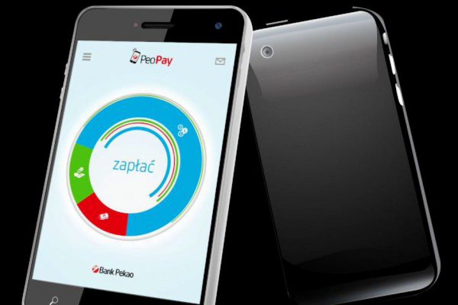 Pekao wprowadza pierwszy w Polsce system płatności i akceptacji mobilnych