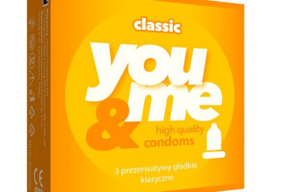 Marka własna prezerwatyw You and Me od Abpol Company