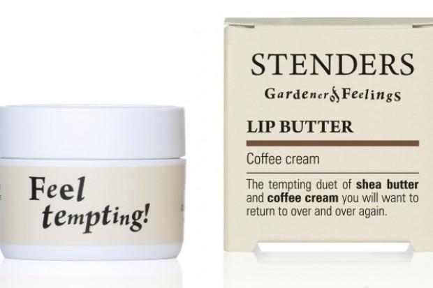 3 nowe masła do ust od marki STENDERS