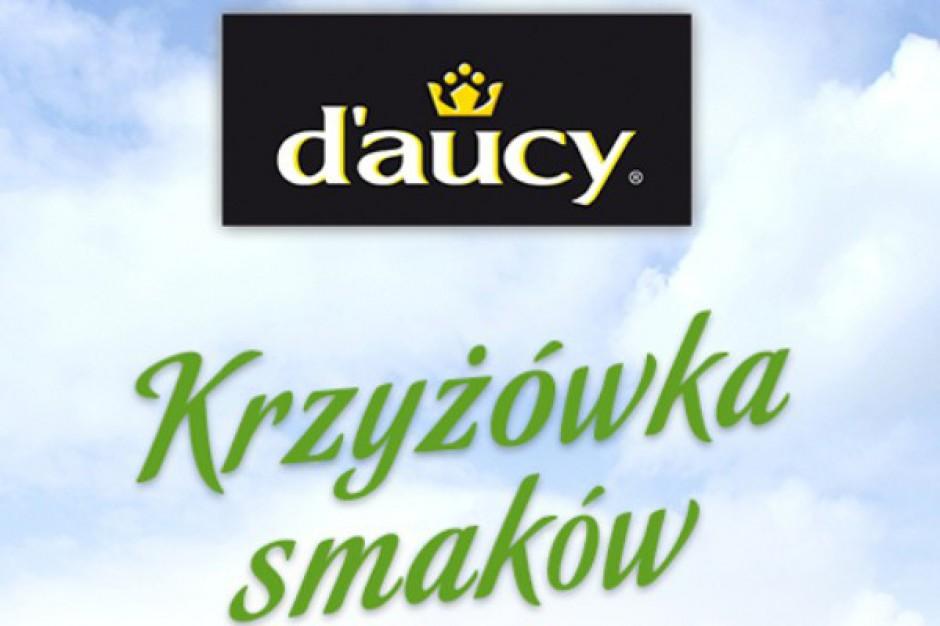 """""""Krzyżówka smaków"""" d'aucy"""