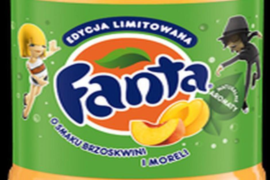 Nowy smak Fanty