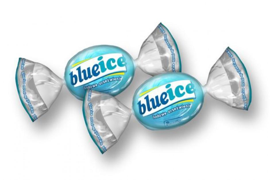Karmelki Blue Ice od Pszczółki